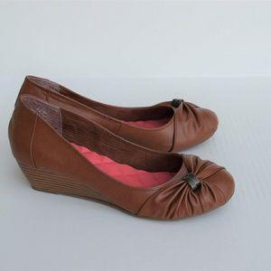 Sugar Kalinda Wedge-Heeled Shoes